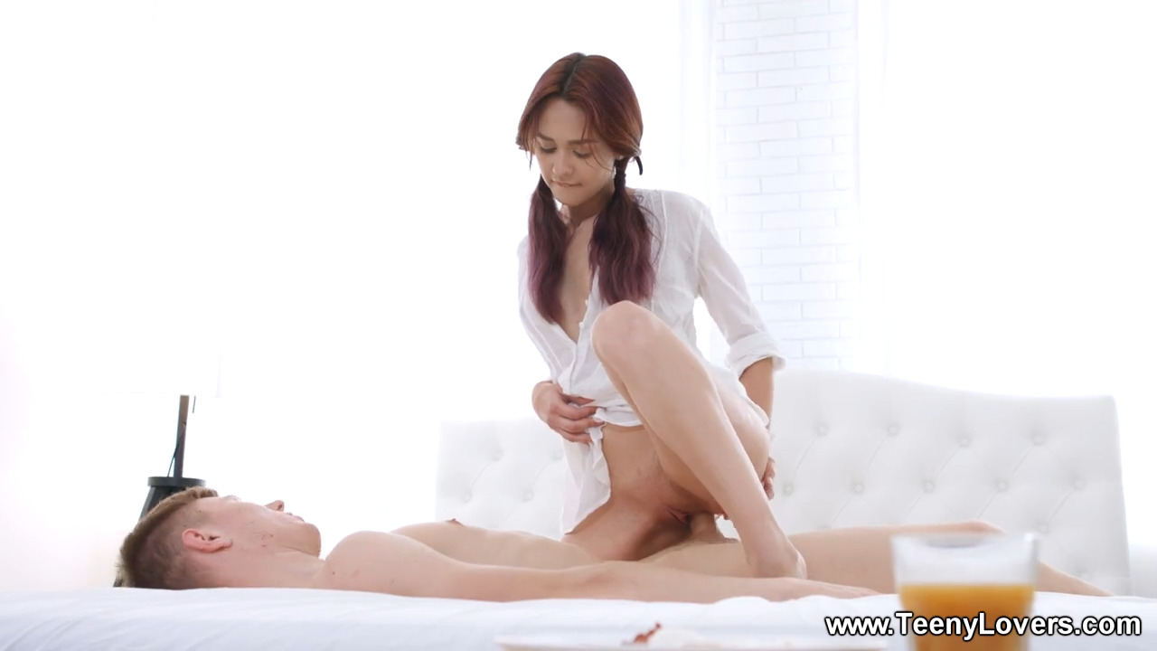 Petite sister with small tight holes porn video