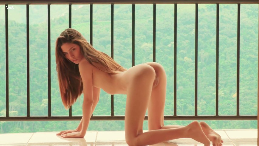 Naked Skinny Teen Dance 18 y.o. W4B Girls HD Videos